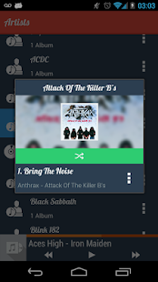 DaMusicPlayer - Music Player- screenshot thumbnail