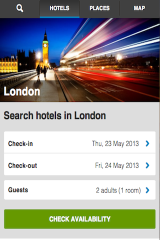 London Hotels Booking Cheap