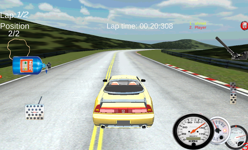 【免費賽車遊戲App】渦輪增壓賽車遊戲3D-APP點子