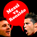 Messi and Ronaldo Editor icon