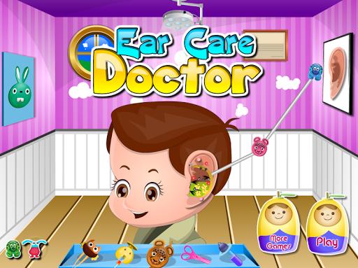 耳朵保健醫生遊戲