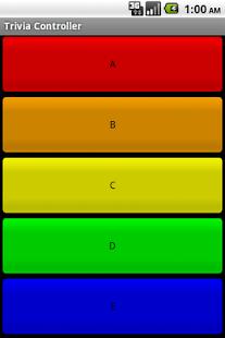 TriviaControl- screenshot thumbnail