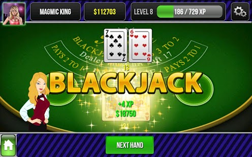 Blackjack King - screenshot thumbnail