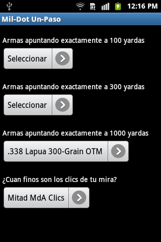 Mil-Dot Un-Paso- screenshot