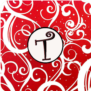 Christmas Monogram T Live WP M for Android