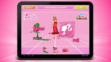 Screenshot of Barbies Traumberufe