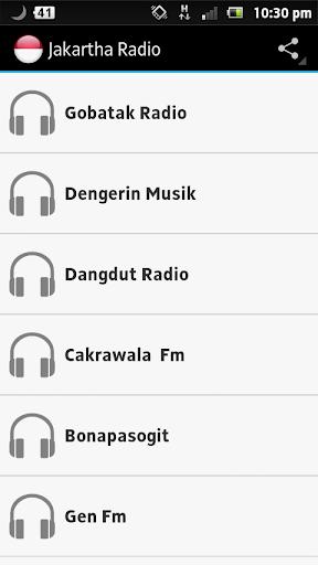 Jakarta Radios