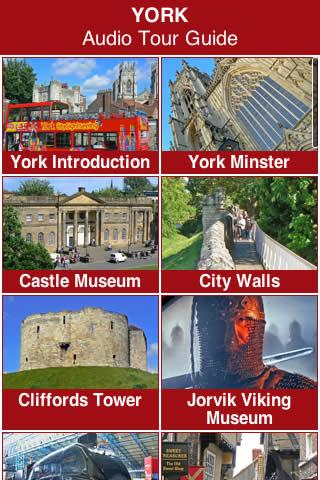 York Audio Tour Guide