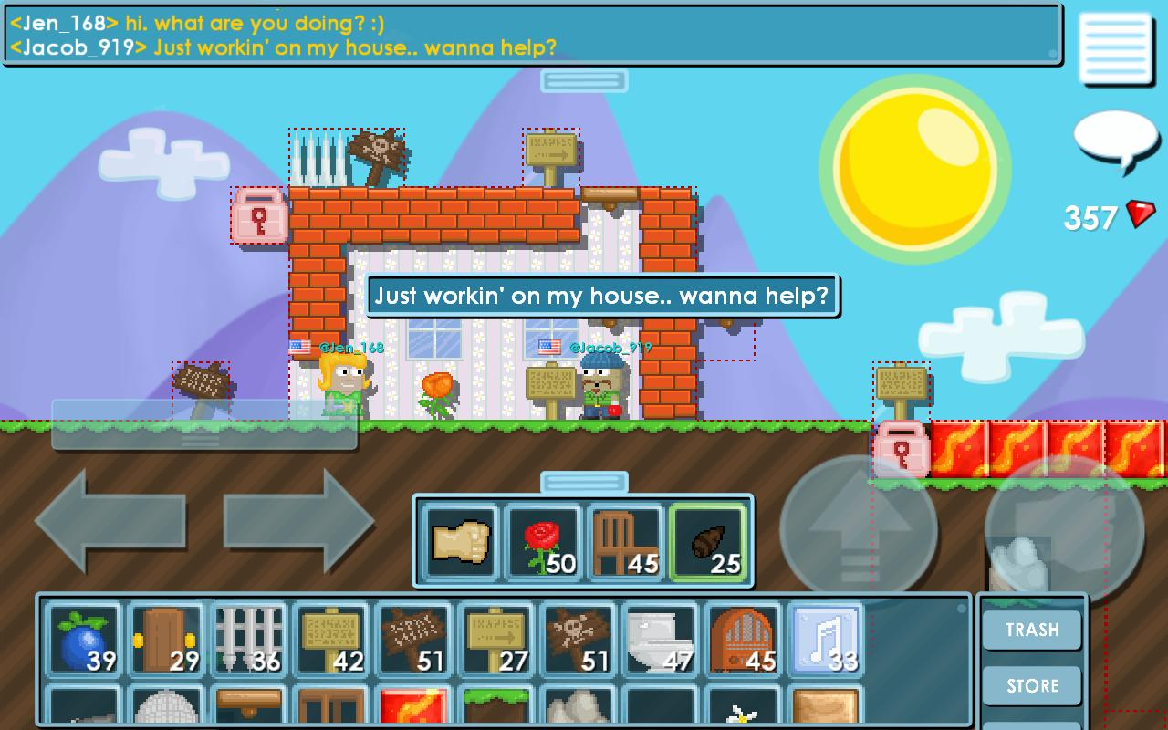 Growtopia- screenshot