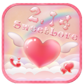 T-Sweetlove GO Locker Theme