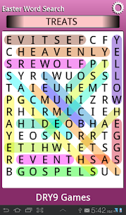 Easter Word Search- screenshot thumbnail