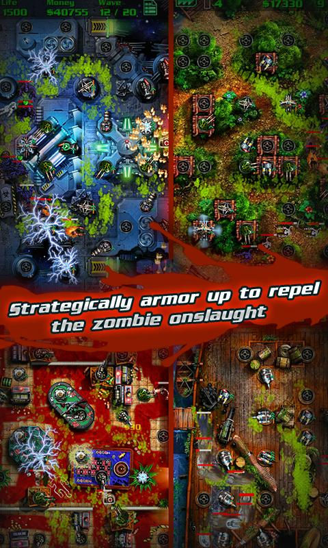 GRave Defense HD- screenshot