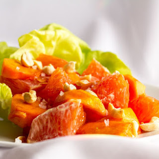 Cara Cara Orange and Persimmon Salad Recipe