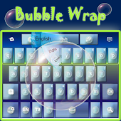 Bubble Wrap Keyboard