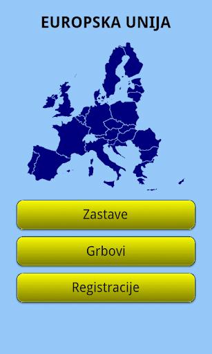EUkviz zemlje Europske unije