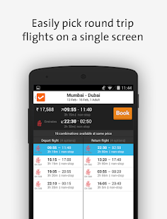 Cleartrip-Hotels Flights IRCTC- screenshot thumbnail