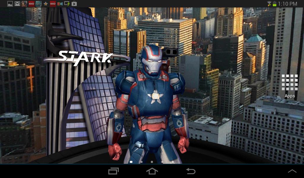 Iron Man 3 Live Wallpaper Revenue Download Estimates Google
