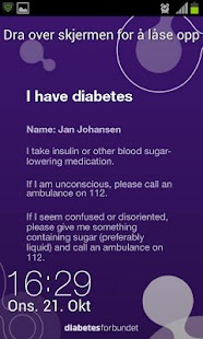 DiabetesID- screenshot thumbnail