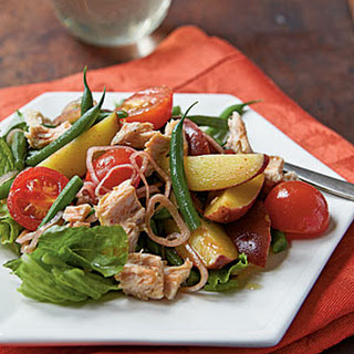 Spanish-Style Tuna and Potato Salad.