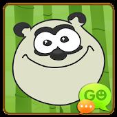GO SMS Pro Bamboo Panda Theme