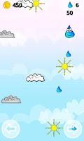 Screenshot of Raindrop Free