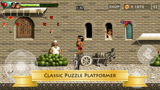 Babylonian Twins Platformer- screenshot thumbnail