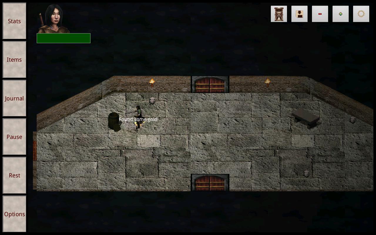 Erebus RPG - screenshot