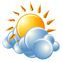 Local weather logo