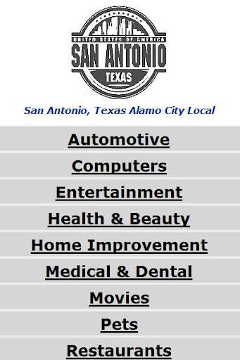 San Antonio Texas Alamo City