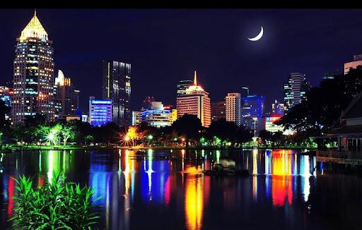 Bangkok Live Wallpaper