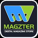 Magzter – Magazine Store logo