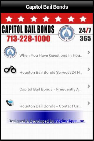 Capitol Bail Bonds