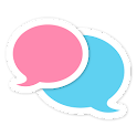 chatroid (random chat) logo