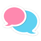 chatroid (random chat) icon