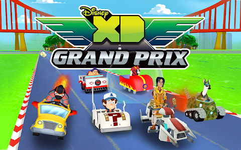 Disney XD Grand Prix v1.5