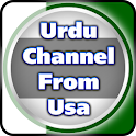 Urdu Channel From Usa icon