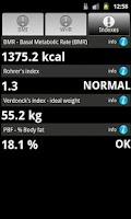 Screenshot of My Body