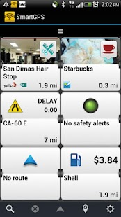 Magellan SmartGPS - screenshot thumbnail