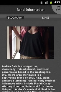 Andrea Pais - screenshot thumbnail