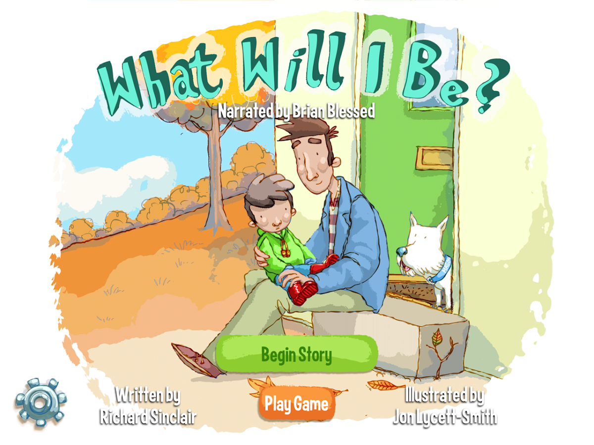 What Will I Be? Kids Book- screenshot