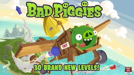 Bad Piggies Screenshot 16