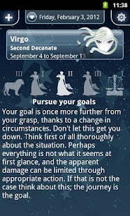 My Horoscope Pro - screenshot thumbnail