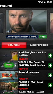 PokerStars TV - screenshot thumbnail