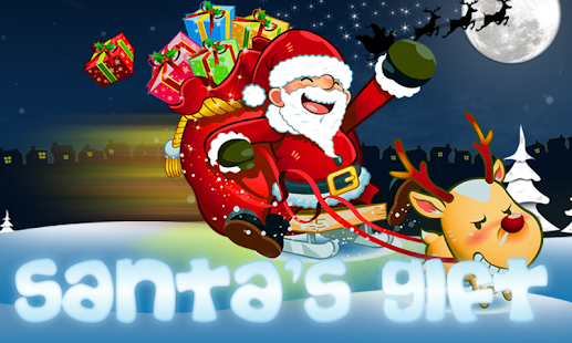 Santa's Gift- screenshot thumbnail