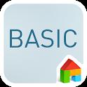 ColorBasic LINE Launcher theme icon