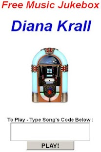Diana Krall JukeBox - screenshot thumbnail