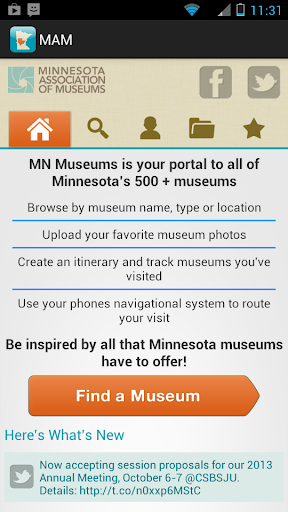 Minnesota Association Museums