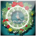 Xmas時計ウィジェット icon