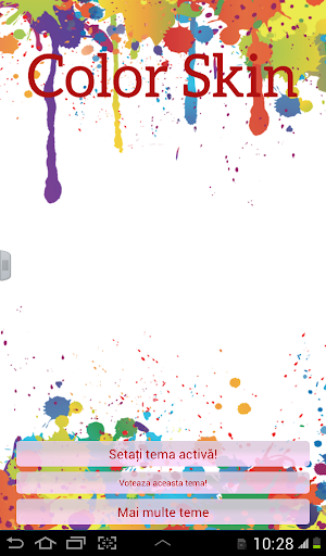 玩免費個人化APP|下載Color Skin for Keypad app不用錢|硬是要APP