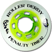 Penalty Timer for Roller Derby